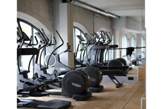 Interieur Gustav Gym